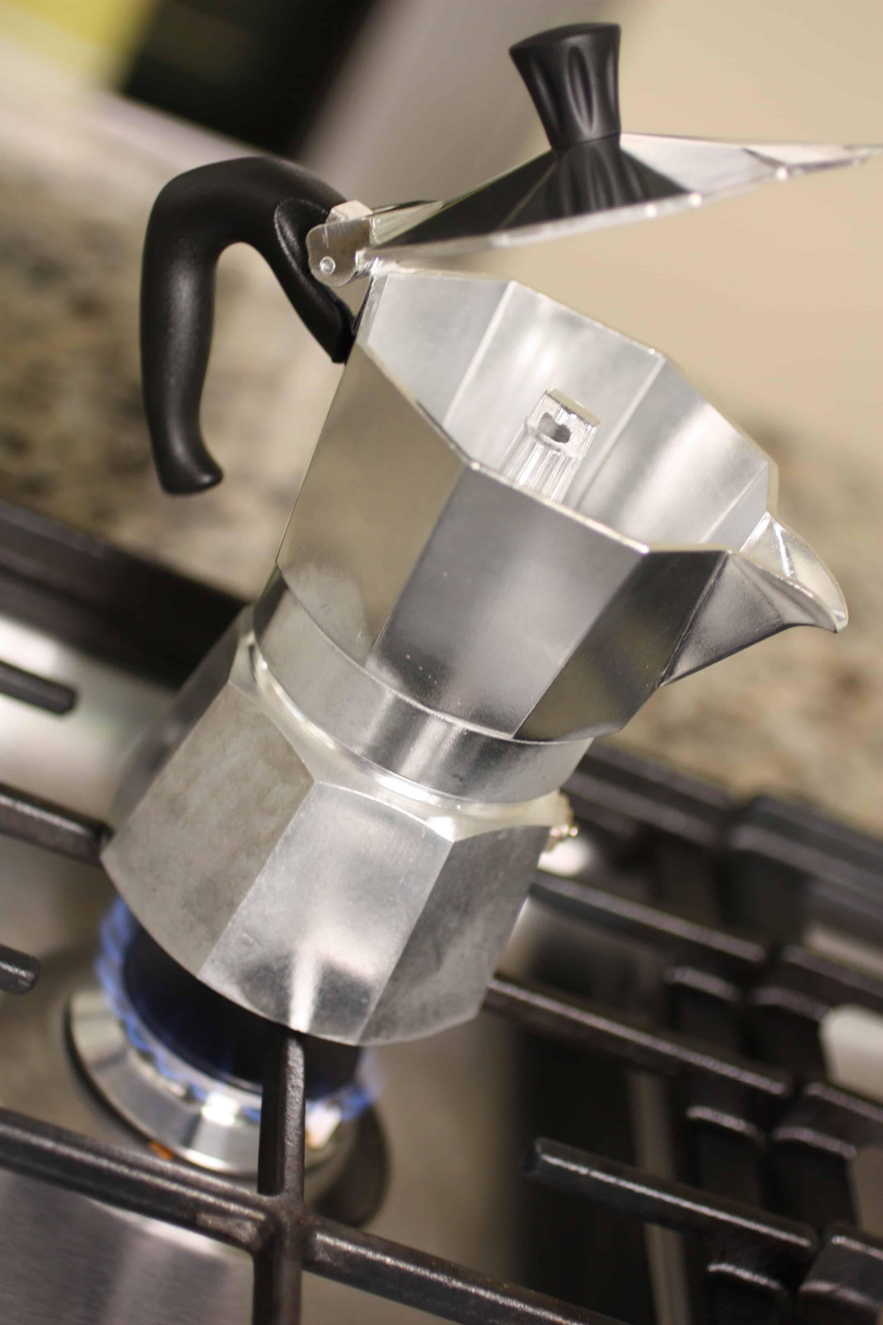 crème moka café