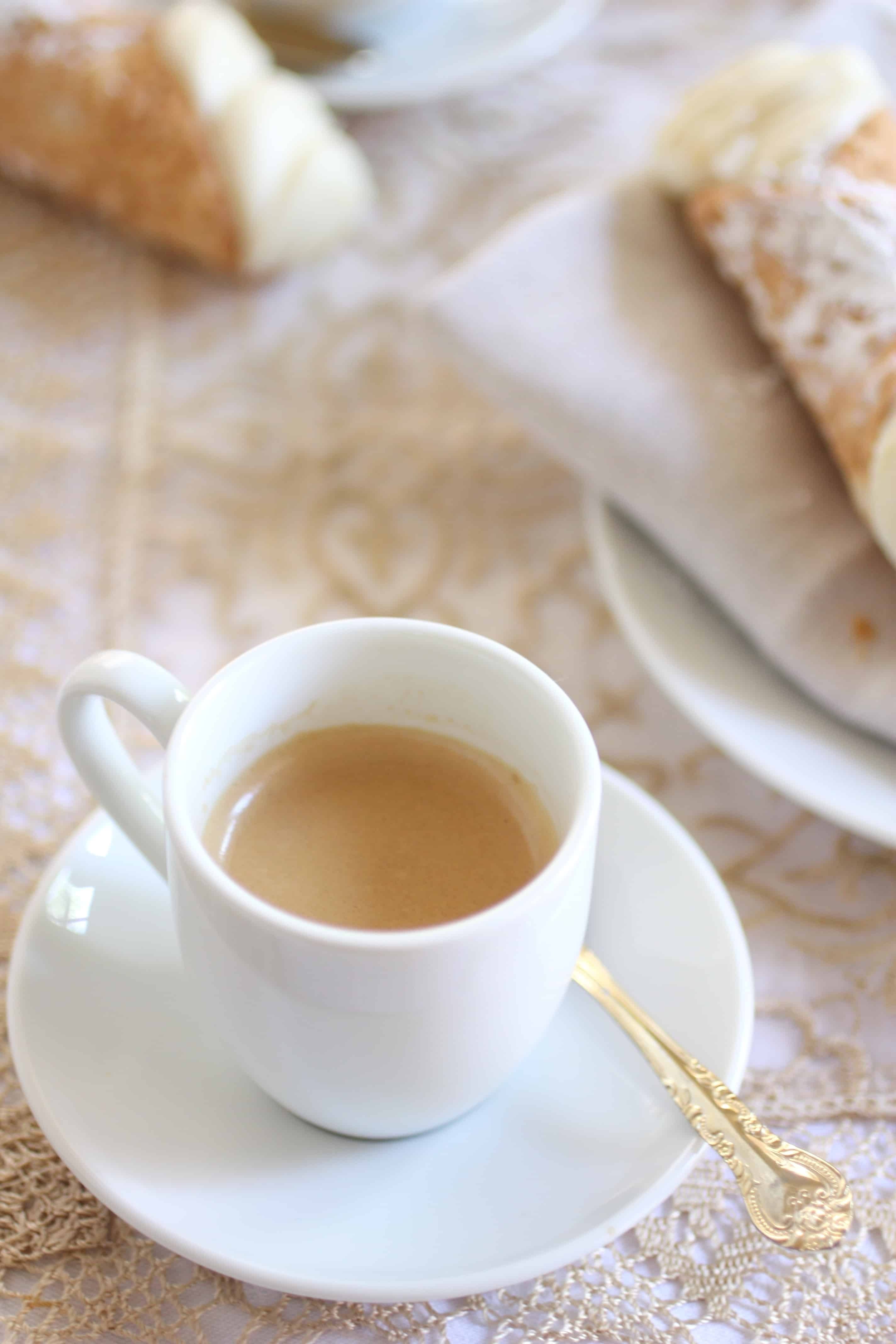 Learn How to Make Authentic Italian Coffee