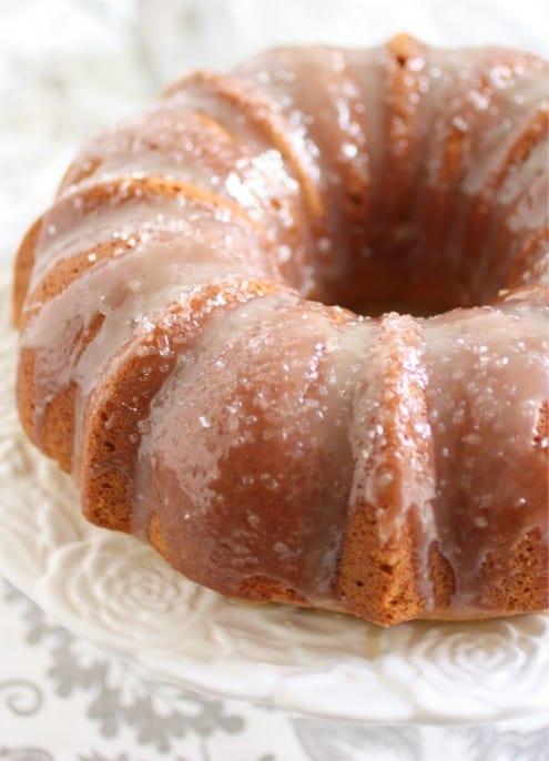 Salted Caramel Bundt Cake Absolutely Amazing
