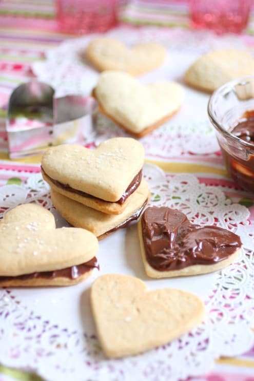 V day Cookies