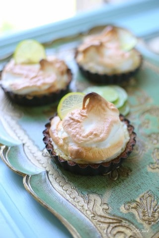 Key Lime Tartlet