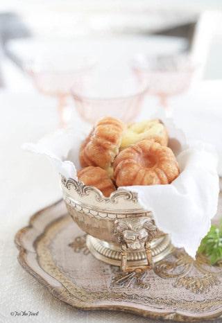 Maids of Honour Tart | http://www.ForTheFeast.com #dessert #teatime