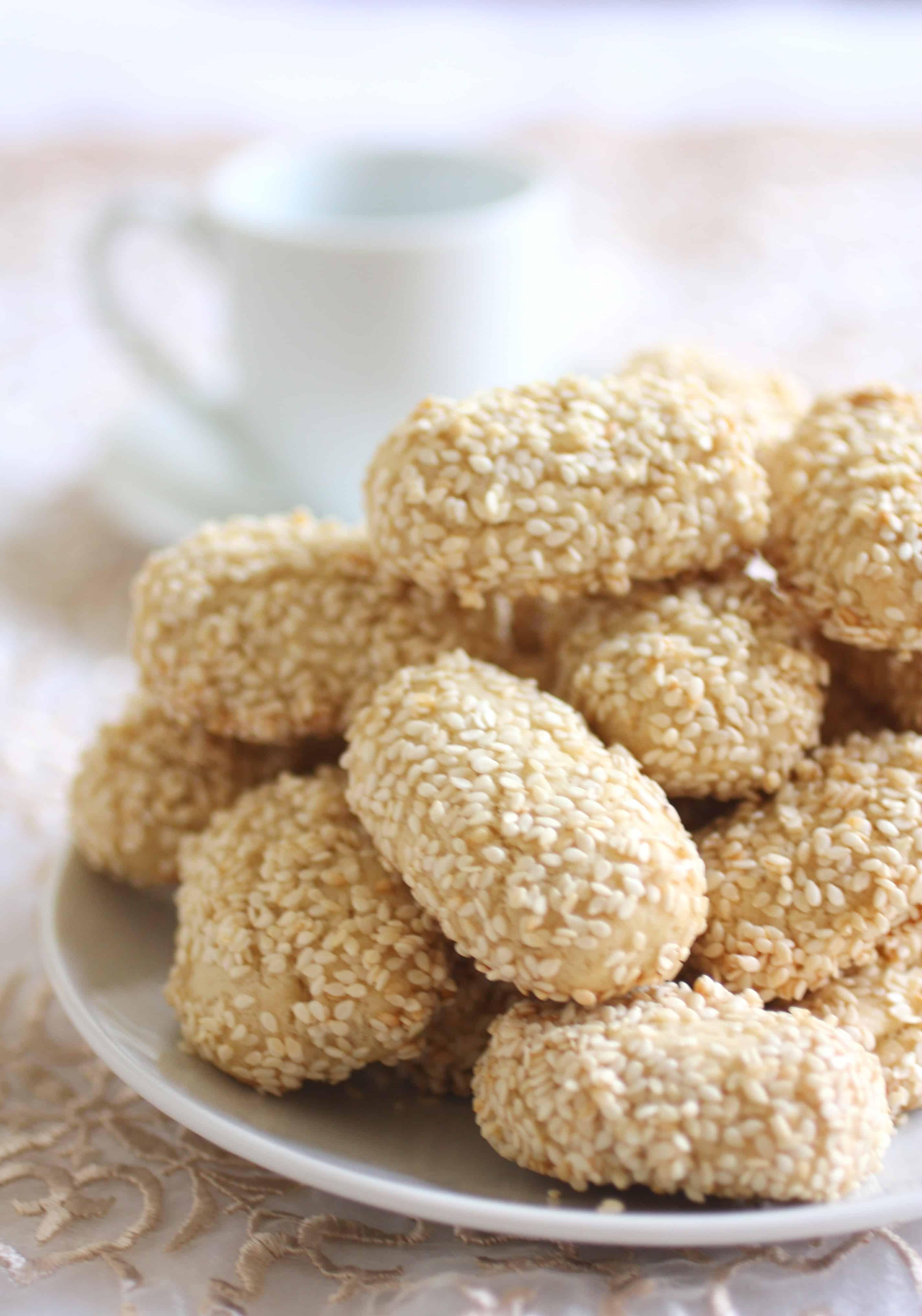 Italian Seed Cookies