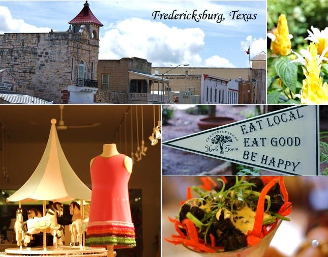 Taste of Fredericksburg, Texas 1