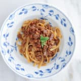Authentic Bolognese Sauce #italy #bologna #forthefeast