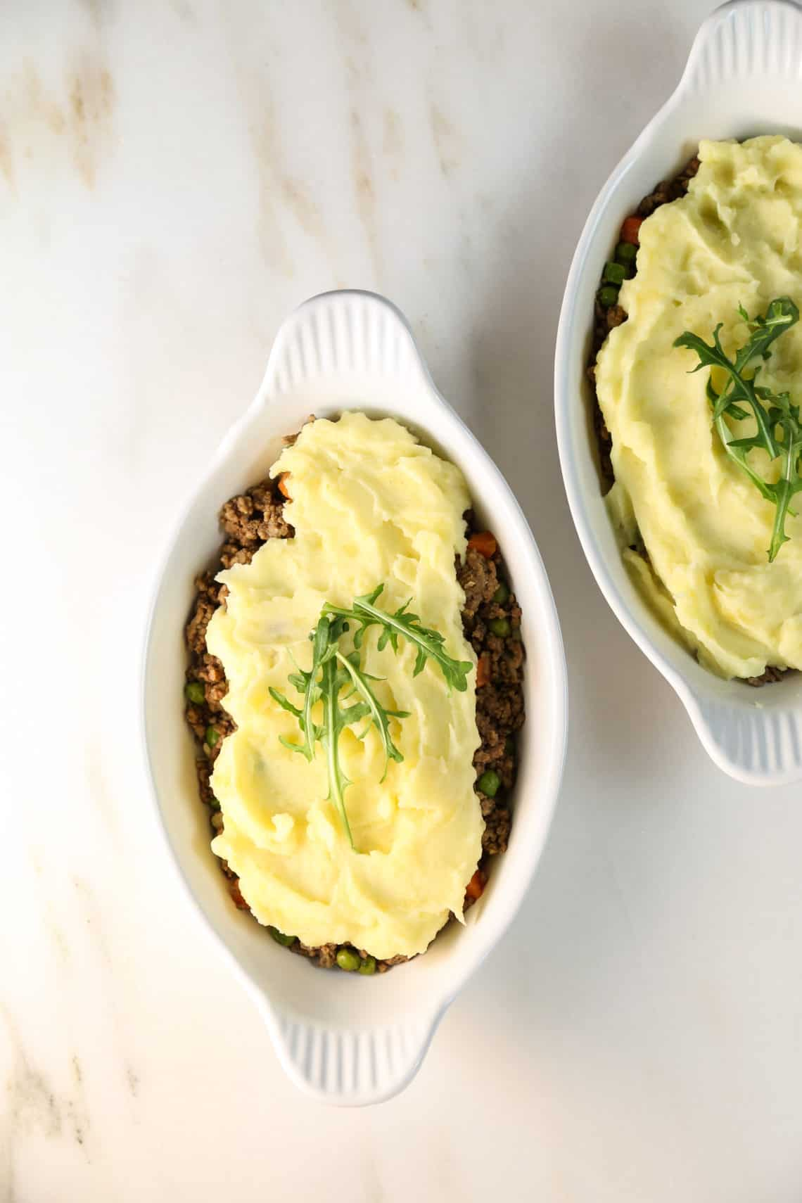 Easy Shepherds Pie