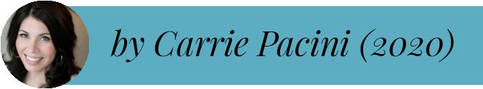 Carrie Pacini author