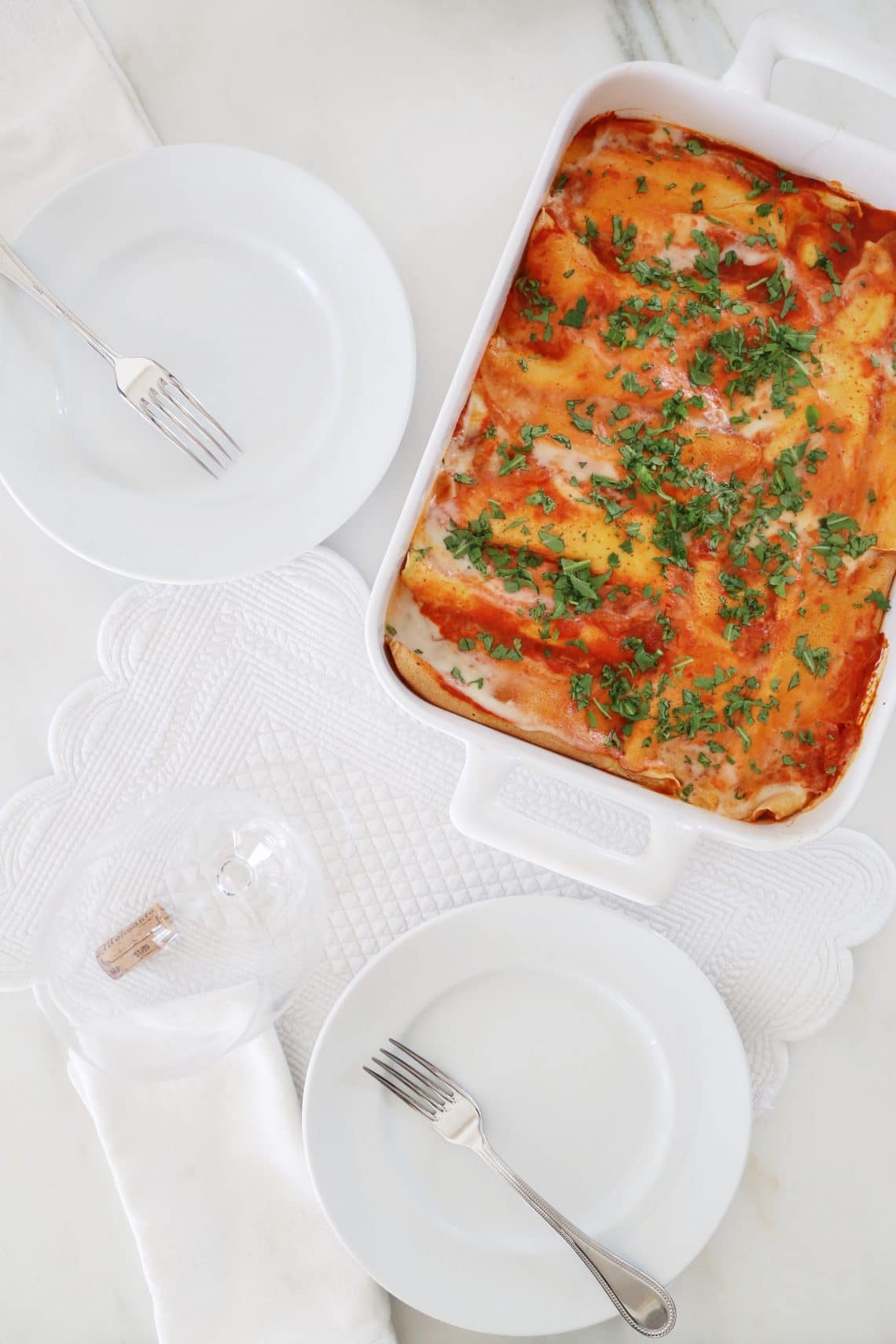 Manicotti Recipes